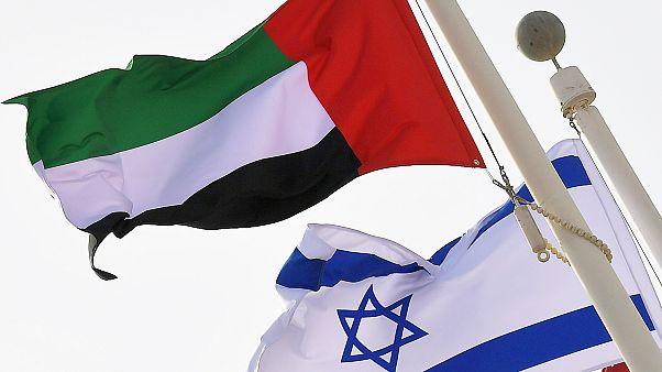 İsrail ile BAE arasında ilk iş birliği anlaşması imzalandı
