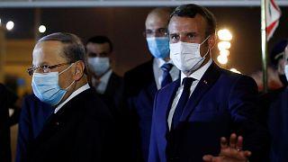 Macron feltételekhez köti Libanon támogatását