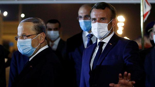 Macron da un ultimátum a la clase política libanesa