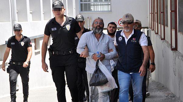 دستگیری فرد مظنون به سازماندهی حملات داعش در ترکیه