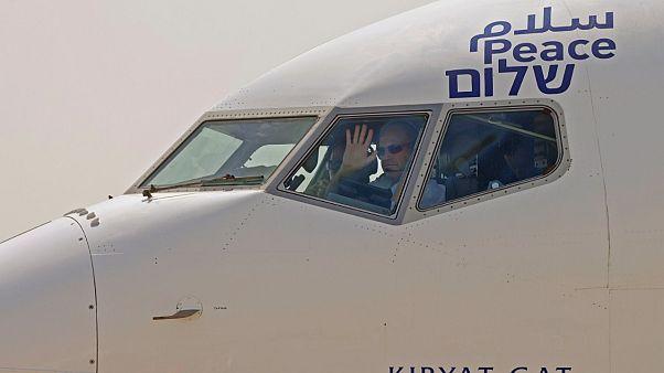 وفد إسرائيلي يغادر الإمارات بعد زيارة غير مسبوقة