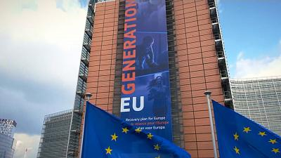 Rebooting the EU economy during a world health pandemic