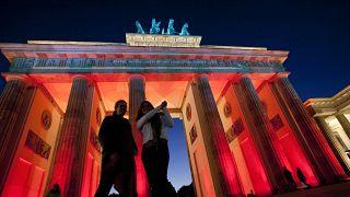 گردشگرانی در برلین