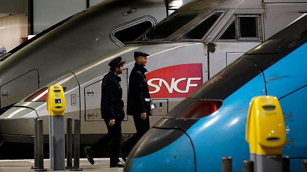 قطار پر سرعت فرانسه