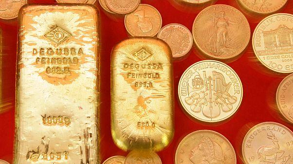 Szárnyaló aranyár