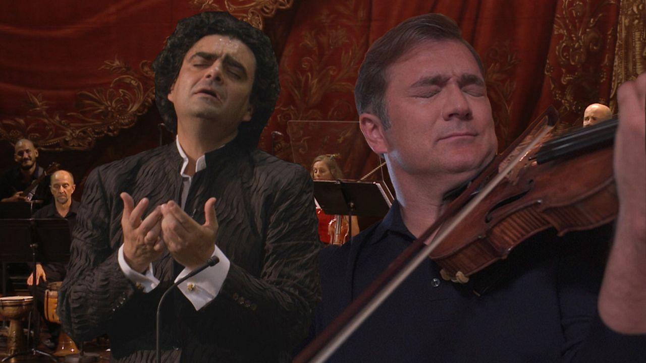 Música Perpétua: Rollando Villazón e Renaud Capuçon brilham em Paris