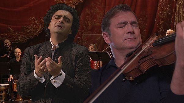 """حفلة  """"Perpetual Music"""" في باريس: دعوة للسفر والأمل"""