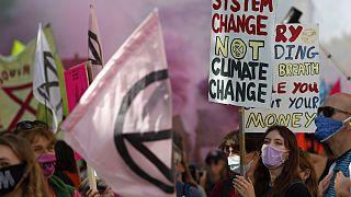 Extinction Rebellion begins fresh series of UK climate protests