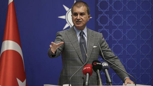 AK Parti Sözcüsü Ömer Çelik,