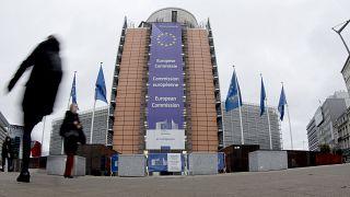 Az Európai Bizottság épülete Brüsszelben