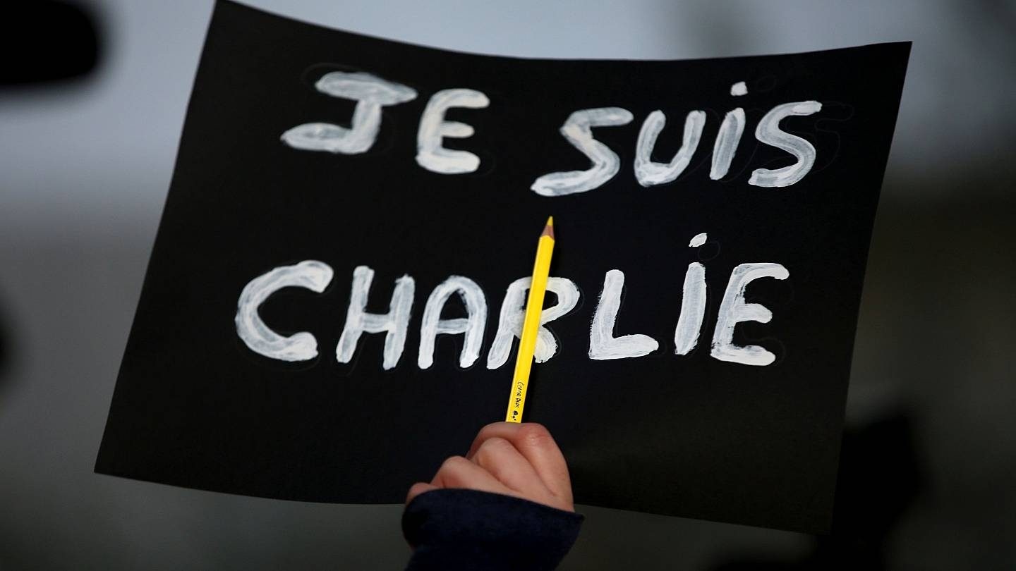 Charlie Hebdo Republishes Muhammad Cartoons On Eve Of Terror Attack Trial Euronews