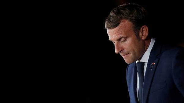 Fransa Cumhurbaşkanı Macron