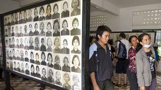 Fallece el máximo torturador del régimen camboyano de los jemeres rojos