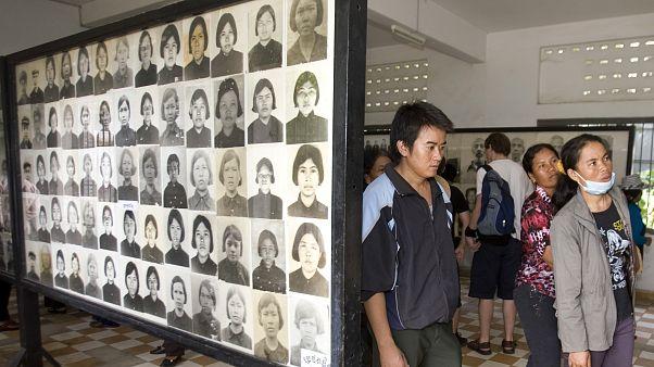 Meghalt a vörös khmerek fő vallatója