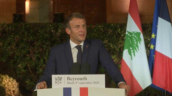 """Emmanuel Macron: """"Franciaországban mindenkinek joga van az istenkáromláshoz"""""""