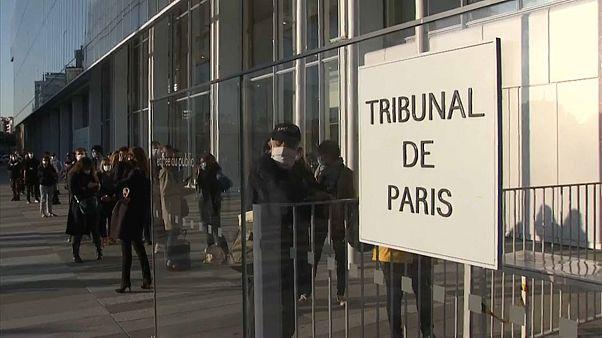 Megkezdődött a Charlie Hebdo-mészárlás pere