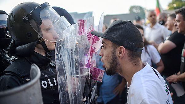 Bulgaristan'da hükümet karşıtı gösteriler