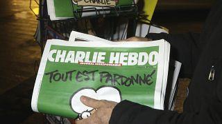 """صحيفة """"شارلي إيبدو"""" الفرنسية"""