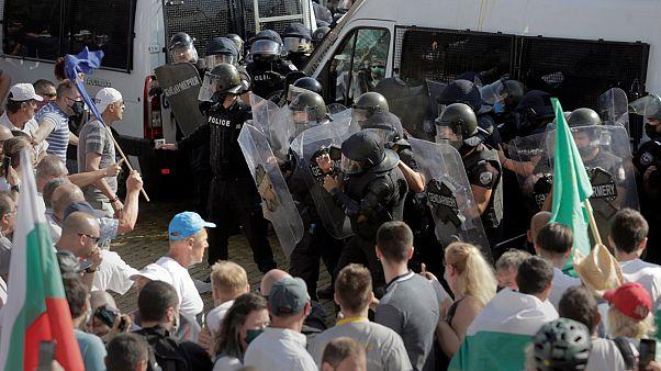 Διαδηλώσεις κατά του Μπορίσοφ στη Βουλγαρία