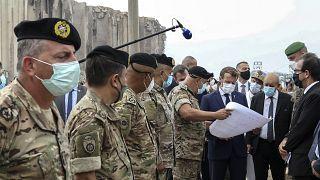 انطلاق مشاورات تشكيل حكومة في لبنان بعد التعهد لماكرون بتأليفها خلال أسبوعين
