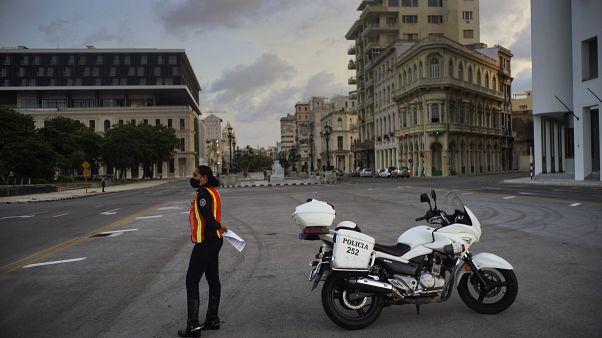 La Havane sous couvre-feu pour contrer le Covid-19 | Euronews