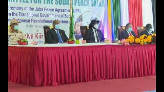 Sudan takes first step in the roadmap to peace