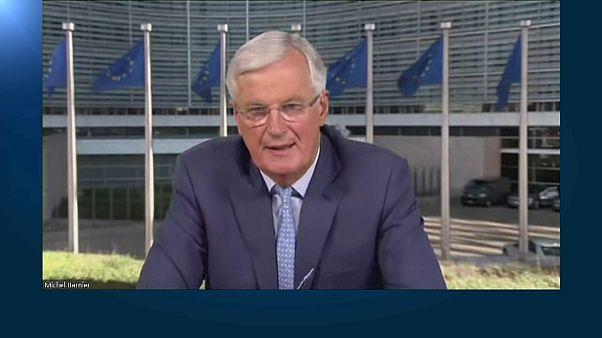 Μπαρνιέ: «Brexit χωρίς συμφωνία; Καλή τύχη!»