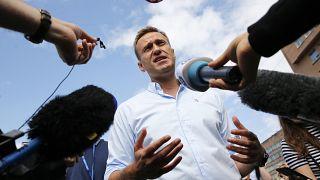 Alexej Nawalny (Archivbild)