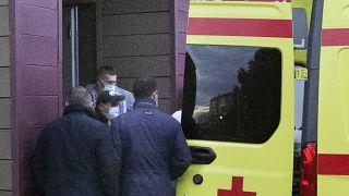 تیم درمانی بیمارستان خیریه برلین میگوید ناوالنی قطعا با گاز اعصابی از خانواده نوویچوک مسموم شده است