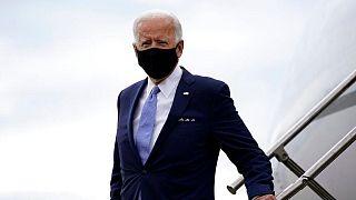 جو بایدن، نامزد حزب دموکرات آمریکا در انتخابات ریاستجمهوری پیشرو
