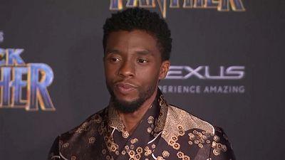 """Le Kenya se souvient de Chadwick Boseman, le roi de """"Black Panther"""""""