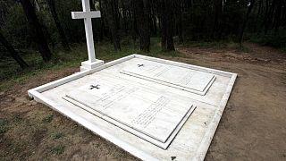 Βασιλικοί τάφοι στο Τατόι