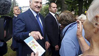 Sergei Shelega, BelTA Pool via AP