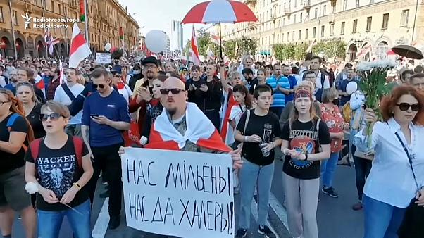Общие цели белорусской оппозиции