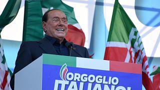 İtalya'nın eski başbakanlarından Silvio Berluscon