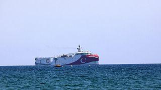 Τουρκικές έρευνες στη νοτιοανατολική Μεσόγεια