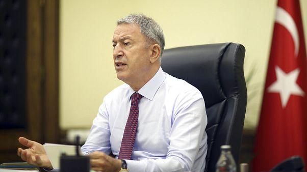 Ο υπουργός Άμυνας της Τουρκίας