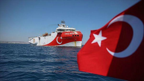Türk sismik arama gemisi Oruç Reis