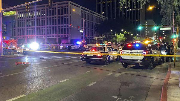 موجة عنف وتظاهرات تشهدها عدة ولايات أمريكية بسبب ازديدا عنف رجال الشرطة ضد السود