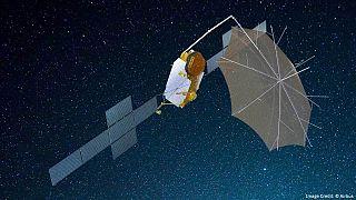 صاروخ فيغا يضع 53 قمرا صناعيا في المدار