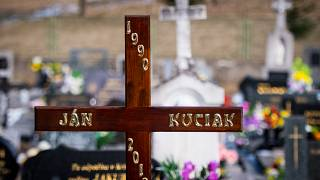 Kuciaks Kreuz