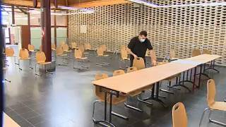 Visszatérne a normalitáshoz a brüsszeli Európai Iskola