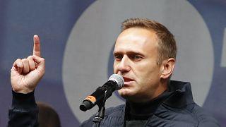 Алексей Навальный на акции 29 августа 2019