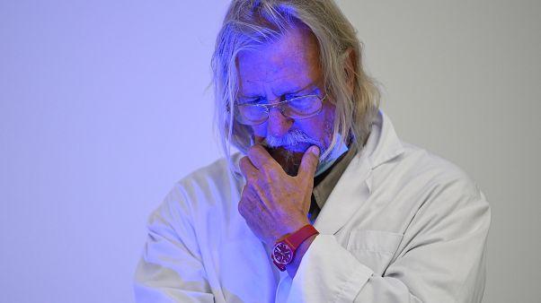 Profesör Didier Raoult