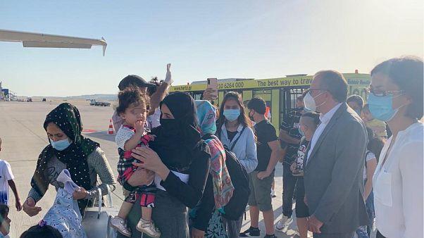 Αιτούντες Άσυλο αναχωρούν για την Γερμανία