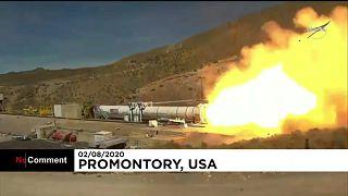 قاذف صواريخ جديد من ناسا