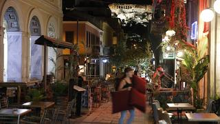 Atina'da restoranlar
