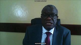 UN Grants Mukwege Protection and Denies DRC Military Rebels Amnesty