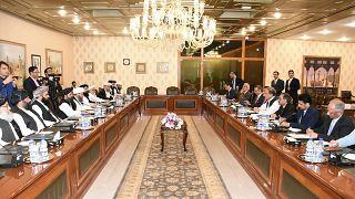 هیات طالبان در اسلامآباد پاکستان