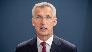 الأمين العام للحلف ينس ستولتنبرغ